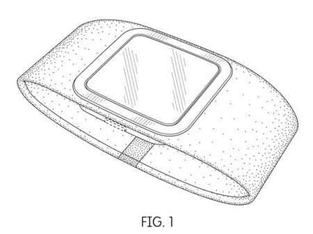 Microsoft Smartwatch patente