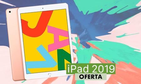 Si buscas un iPad barato sin recurrir al mercado de importación, tienes el iPad 2019 de 32 GB en eBay por sólo 333,99 euros con envío gratis y garantía de 2 años