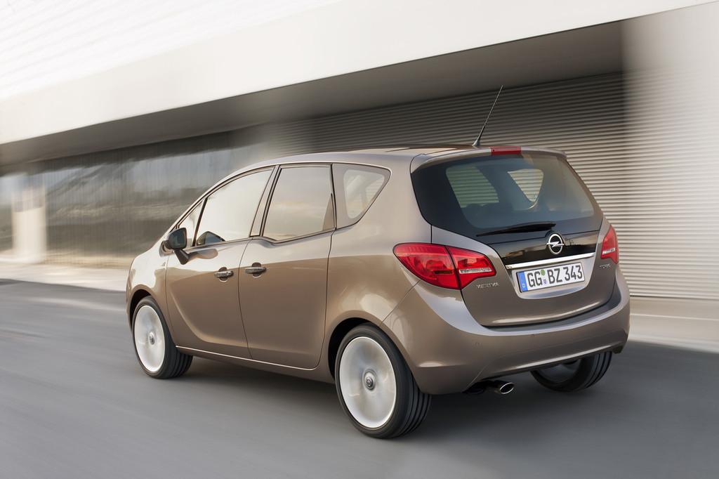 Foto de Opel Meriva (4/69)