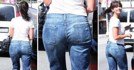Jennifer Love Hewitt, o compras culo o vendes pantalón
