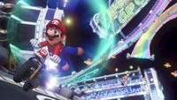 Mario Kart 8 cruza la línea de meta con su tráiler de lanzamiento