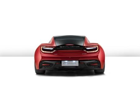 Mullen K50 Red Back