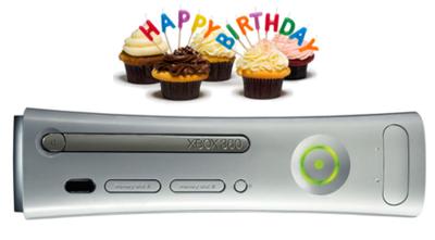 Xbox 360 cumple cuatro años. Recordamos sus mejores juegos