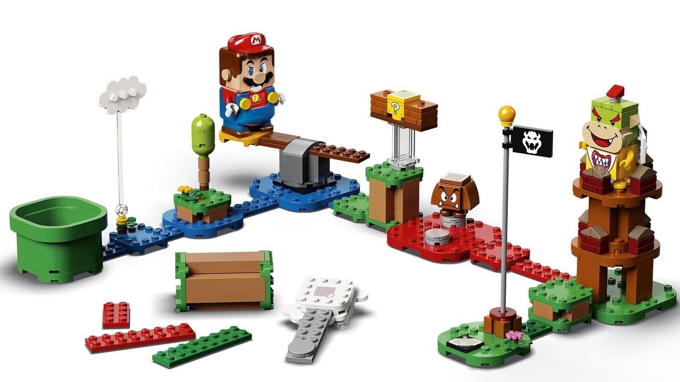 LEGO Super Mario: precio en México y todos los detalles del set de ...