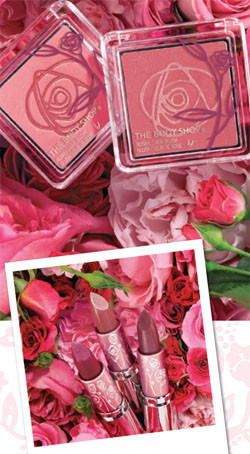 Body Shop rosa