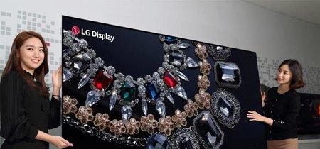 LG Display continuará apostando por OLED y multiplicará por 6 la producción de paneles en tres años