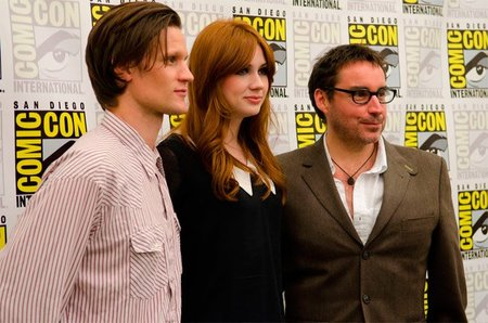 Comic-Con 2011: 'Supernatural', 'Glee', 'Doctor Who', 'Sons of Anarchy' y más