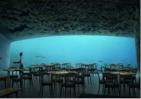 Pronto se inaugurará en Europa el primer restaurante submarino del continente