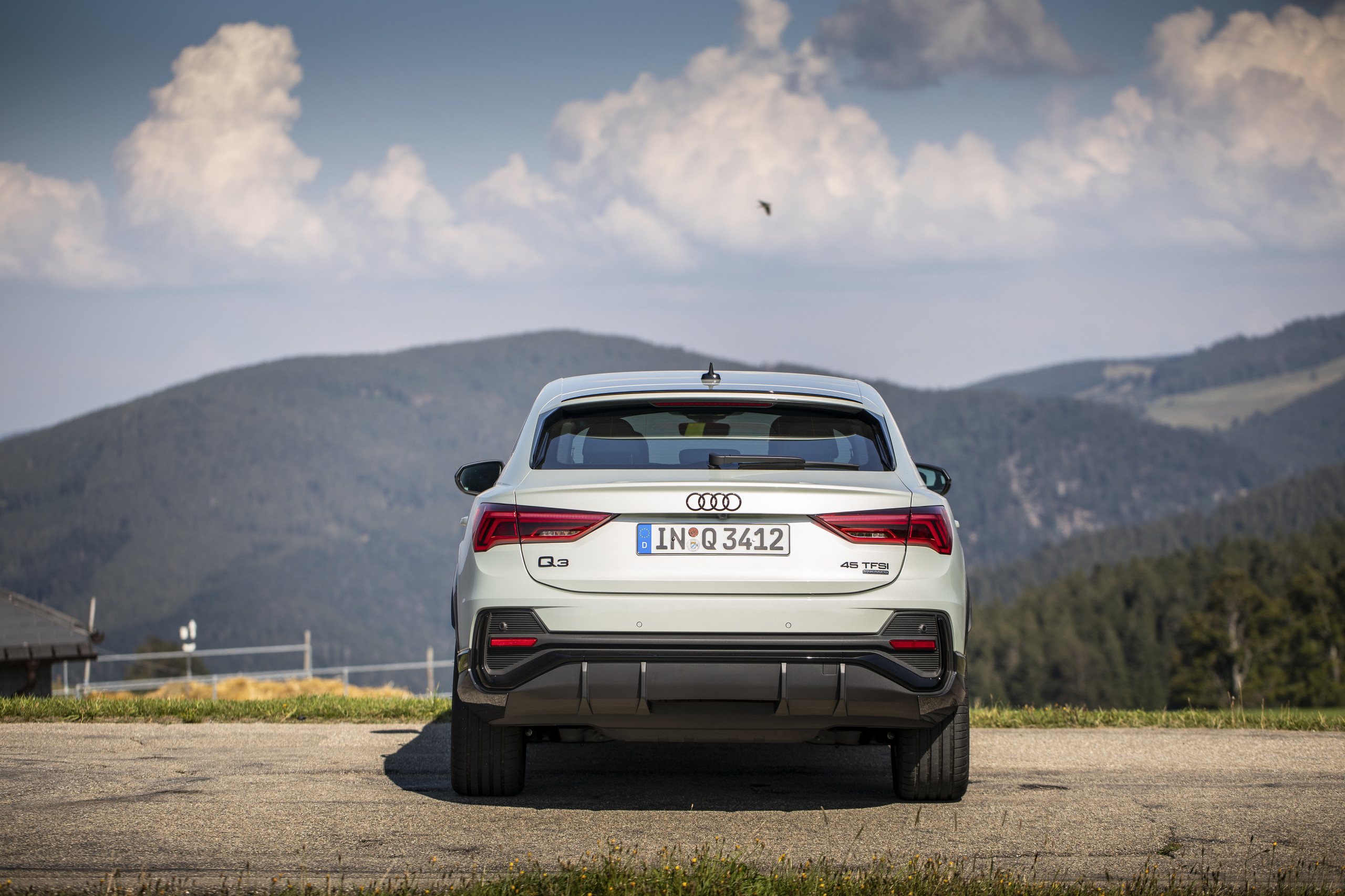 Foto de Audi Q3 Sportback (3/20)