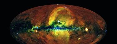 Este es el mapa del Universo en rayos X más completo jamás hecho: 165 GB de datos y una foto que duró 182 días en hacerse