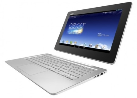 ASUS Transformer Book Trio: Windows 8 y Android en un portátil híbrido