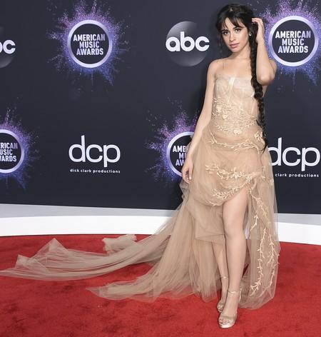 Camila Cabello Oscar De La Renta Amas 2019 01
