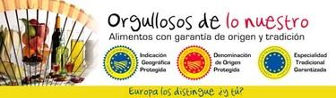 Orgullosos de lo Nuestro, nueva campaña del Ministerio de Medio Ambiente, Rural y Marino