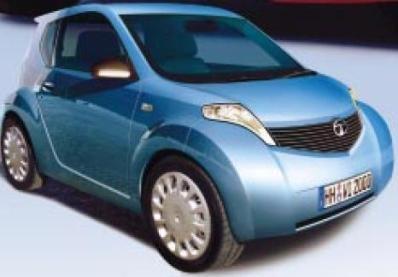 Un minicar Tata por 2.000 dólares
