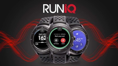 New Balance no se quiere quedar atrás y presenta el RunIQ con Android Wear