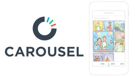 Dropbox lanza Carousel para Android, su nueva galería para ver y compartir nuestras fotos