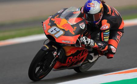 ¡Histórico! Can Oncu gana en su primera participación en Moto3