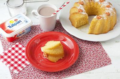 Descubre un mundo de recetas con margarina en el nuevo Espacio Tulipán