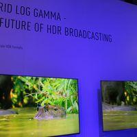 Panasonic añadirá soporte para HDR Hybrid Log-Gamma a sus televisores de 2016