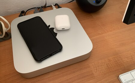Mac Mini M1 Iphone
