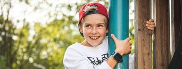 Siete relojes conectados para niños