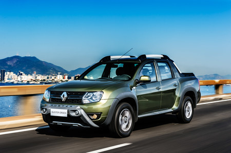 Renault Oroch Intens