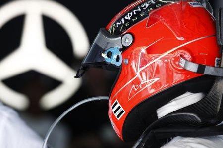 Bernie Ecclestone defiende a Michael Schumacher