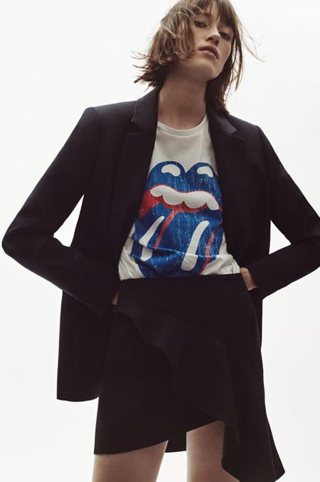 Zara Rolling Stones Coleccion 2