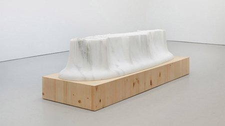 Escultura de Manhattan, en grande