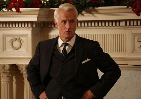 Roger Sterling Suit
