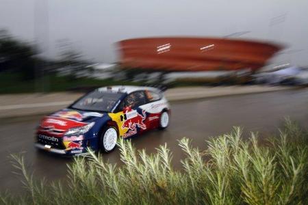 Rally de Alsacia 2010: Sébastien Loeb sigue líder mientras Dani Sordo ya es segundo