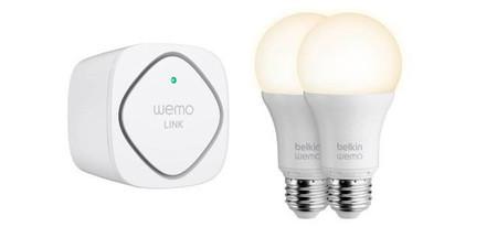 WeMo Smart Led, las nuevas bombillas de Belkin que podrás controlar desde tu smartphone