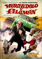 Otro film de 'Mortadelo y Filemón', pero con Miguel Bardem en lugar de Fesser