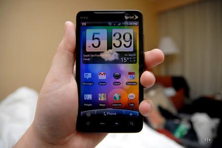 El 4G llega a Android con el HTC Evo 4G
