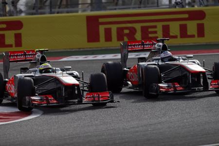 McLaren niega que hubiera órdenes de equipo durante el Gran Premio de España