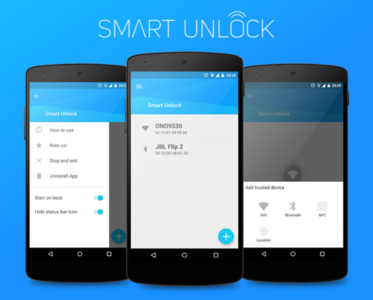Smart Unlock, trae la seguridad de Lollipop a dispositivos con versiones anteriores de Android