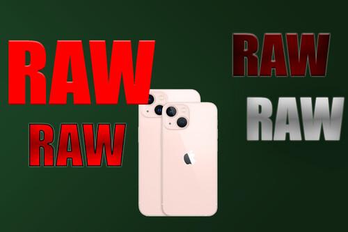 Siguiendo con la tradición, el iPhone 13 no tiene acceso al RAW nativo: cómo solucionarlo