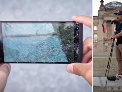 Así soporta las caídas el nuevo LG V20