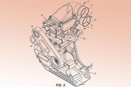 Harley Davidson Patente Turbo 2021 1