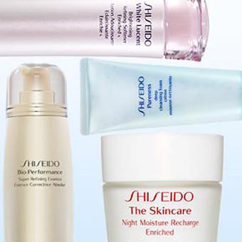 Cosméticos Shiseido contra el olor a viejo