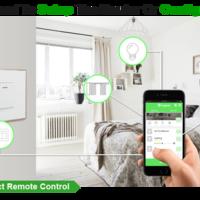 Yoswit, los interruptores inteligentes que funcionan con Bluetooth