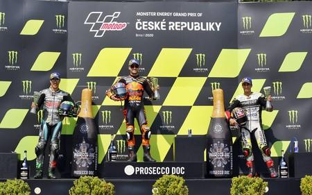 Binder Morbidelli Zarco Brno Motogp 2020
