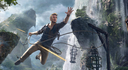 Explosiones, adrenalina  y estructuras desplomándose en el nuevo tráiler de Uncharted 4