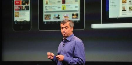 Eddy Cue, el as en la manga de Apple