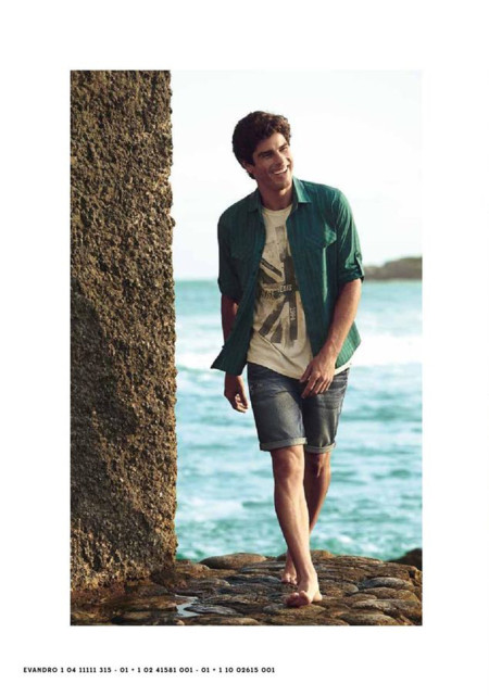 Evandro Soldati Base Jeans Spring Summer 2015 Lookbook 007