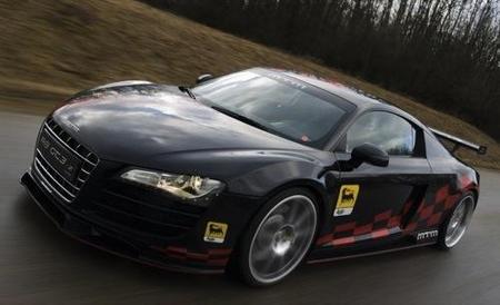 MTM R8 GT3-2, el coche de competición que nunca pasó por circuito