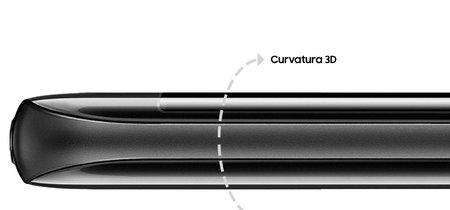 ¿Es la simetría del borde del Note 7 la culpable de que las baterías se quemen?