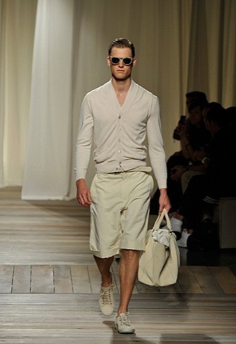 Ermenegildo Zegna, Primavera-Verano 2010 en la Semana de la Moda de Milán III