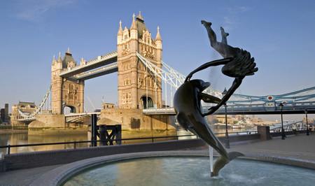 Caen las visitas al Reino Unido