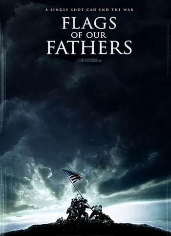 Póster de 'Flags of Our Fathers' de Clint Eastwood